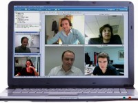 Web meeting and conferencing